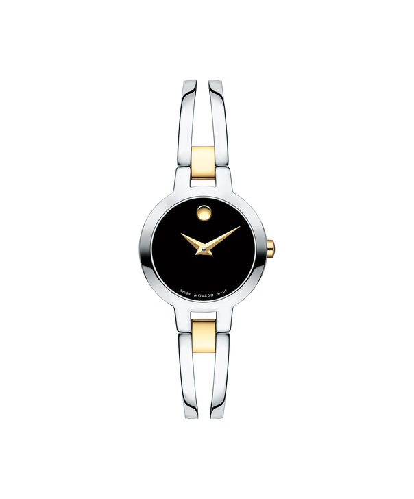 MOVADO Amorosa0607184 – Women's 24 mm bangle watch - Front view