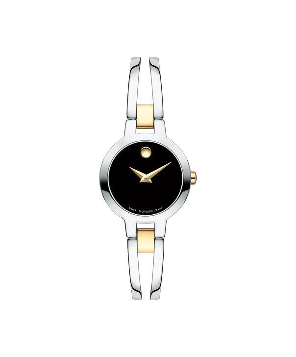 MOVADO Amorosa0607184 – Montre à bracelet-jonc de 24 mm pour femmes - Front view