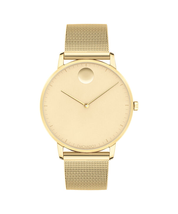 MOVADO Movado Face3640007 – Men's 41 mm bracelet watch - Front view