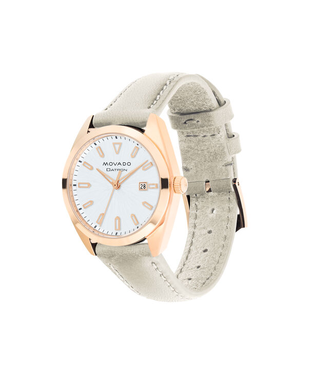 MOVADO Movado Heritage Series3650064 – Women's 31 mm bracelet watch - Side view