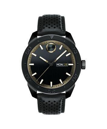 MOVADO Movado BOLD3600478 – Montre BOLD Sport de 43,5 mm, à bracelet souple - Front view
