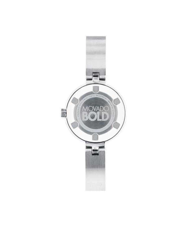 MOVADO Movado BOLD3600284 – Montre-jonc de 25 mm en métal - Back view