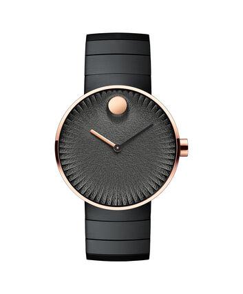 MOVADO Movado Edge3680026 – Men's 40 mm bracelet watch - Front view