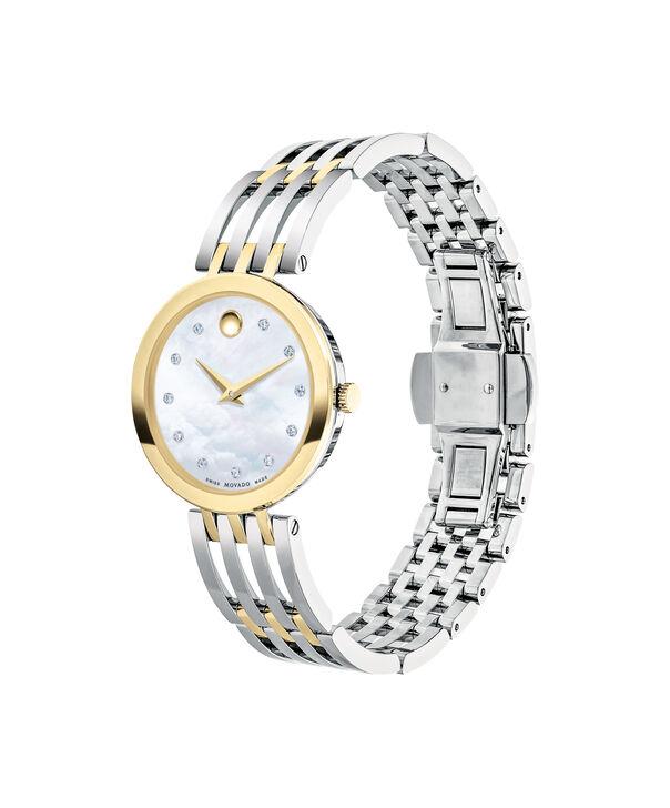 MOVADO Esperanza0607305 – Montre-bracelet à cadran de 28 mm pour femmes - Side view