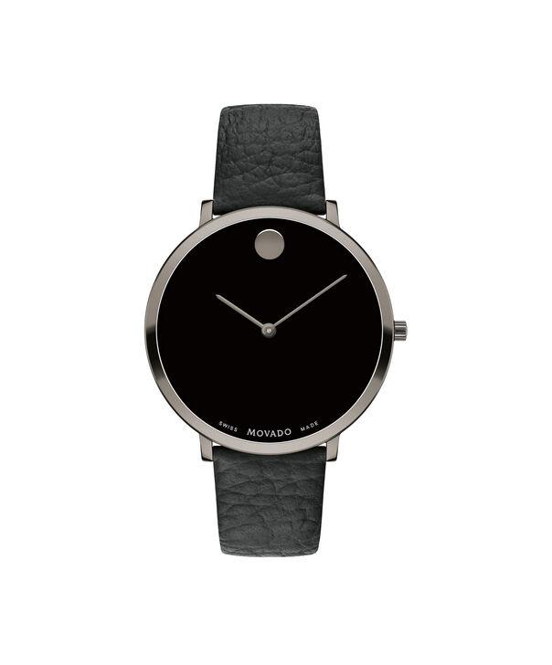 MOVADO Modern 470607340 – NHG 35 mm sur bracelet texturé - Front view