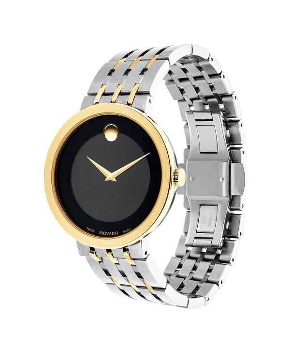 MOVADO Esperanza0607058 – Montre-bracelet à cadran de 39 mm pour hommes - Side view