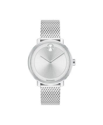 MOVADO Movado BOLD3600579 – 34 mm Bold mesh bracelet - Front view