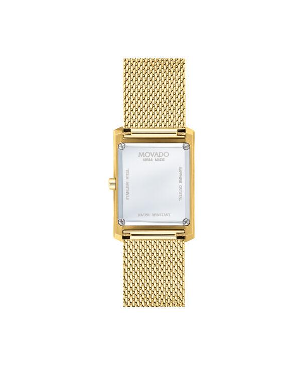 MOVADO La Nouvelle0607189 – Montre-bracelet à cadran de 29 mm pour femmes - Back view