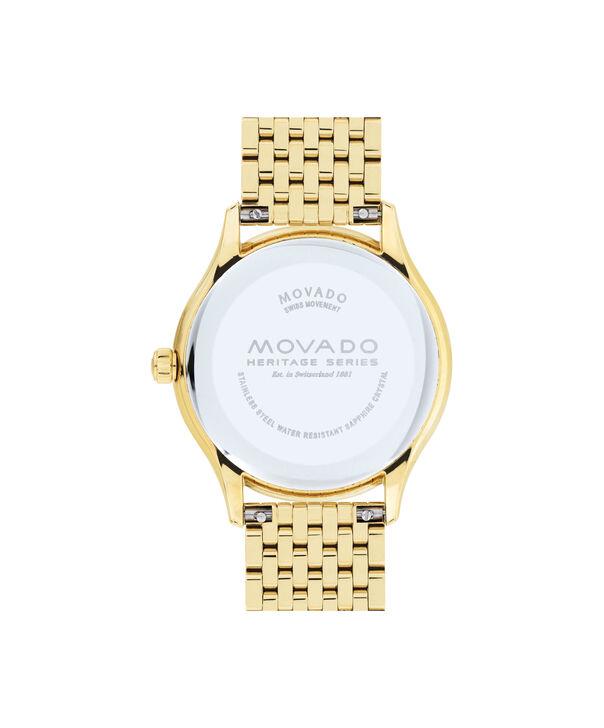 MOVADO Movado Heritage Series3650046 – Montre de 36 mm pour femmes - Back view