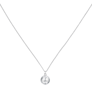 MOVADO Movado Sphere Necklace1840010 – Movado Sphere Bead Charm Necklace - Front view