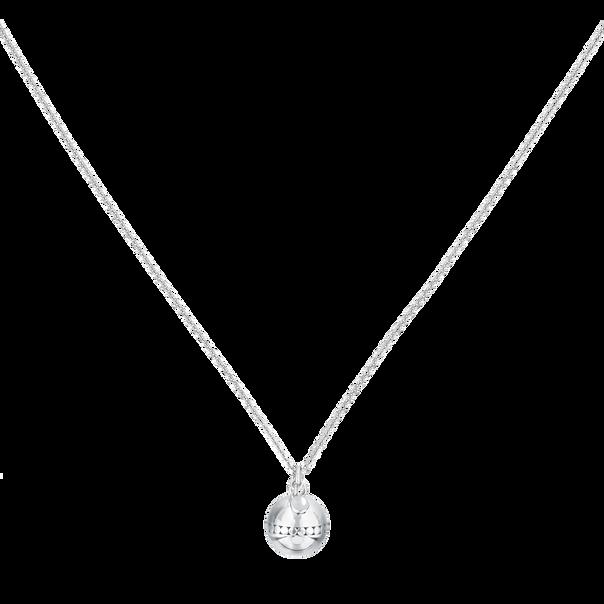 MOVADO Movado Sphere Necklace1840010 – Movado Sphere Bead Charm Necklace - Front view