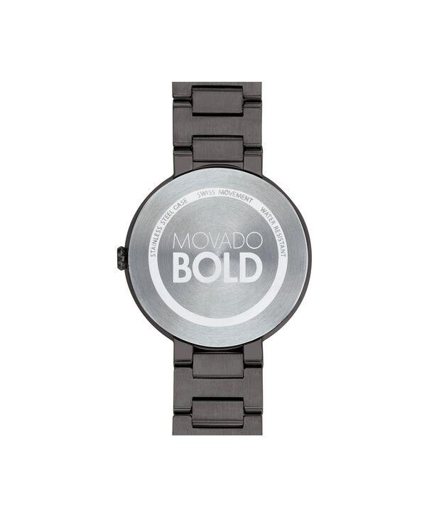 MOVADO Movado BOLD3600500 – 34 mm Metals bracelet watch - Back view