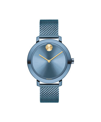 MOVADO Movado BOLD Evolution3600675 – 34mm Movado BOLD Evolution on Mesh - Front view