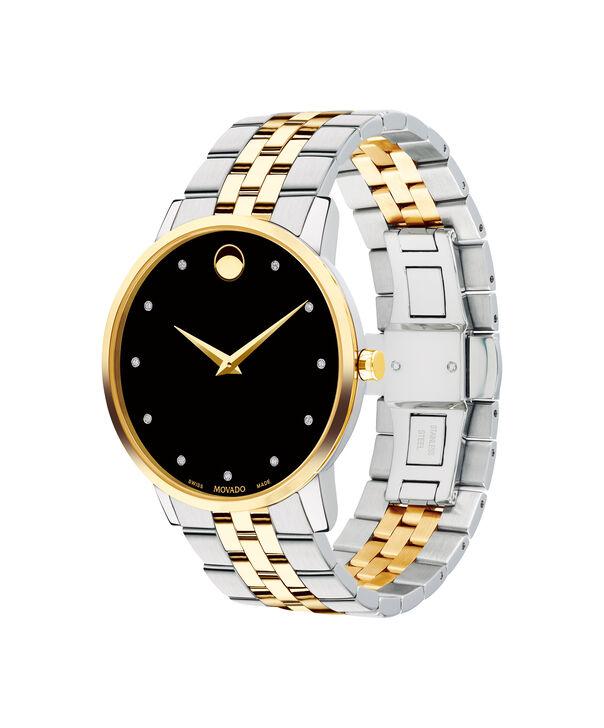 MOVADO Museum Classic0607202 – Montre-bracelet à cadran de 40 mm pour hommes - Side view