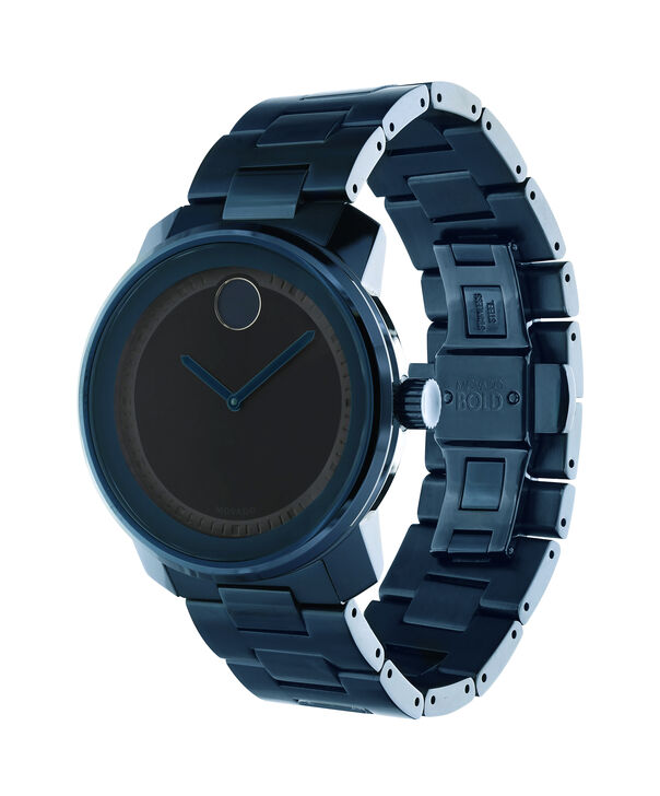 MOVADO Movado BOLD3600296 – 42.5 mm Metals bracelet watch - Side view