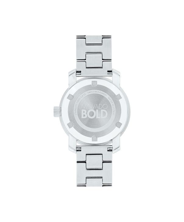 MOVADO Movado BOLD3600551 – Montre de 30 mm avec bracelet en métal - Back view