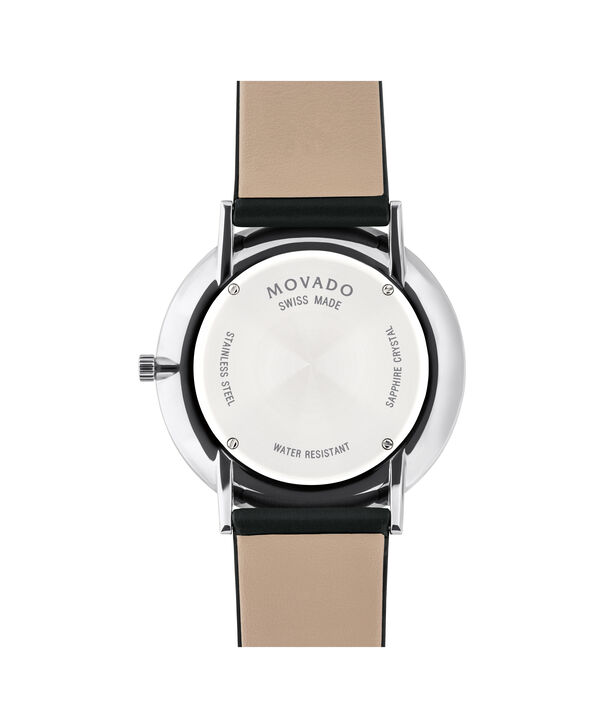MOVADO Modern 470607262 – Movado.com EXCLUSIVE 40mm strap watch - Back view