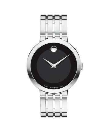 MOVADO Esperanza0607057 – Montre-bracelet à cadran de 39 mm pour hommes - Front view