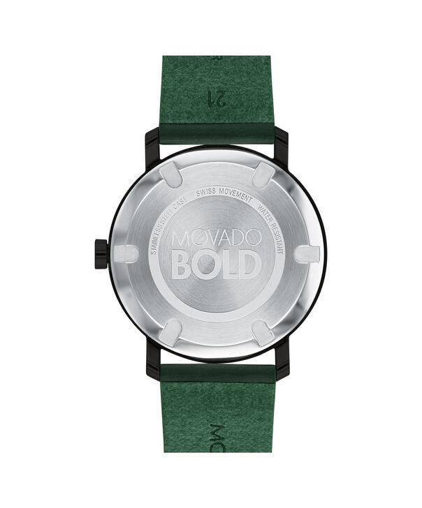 MOVADO Movado BOLD3600524 – Men's 40 mm strap watch - Back view