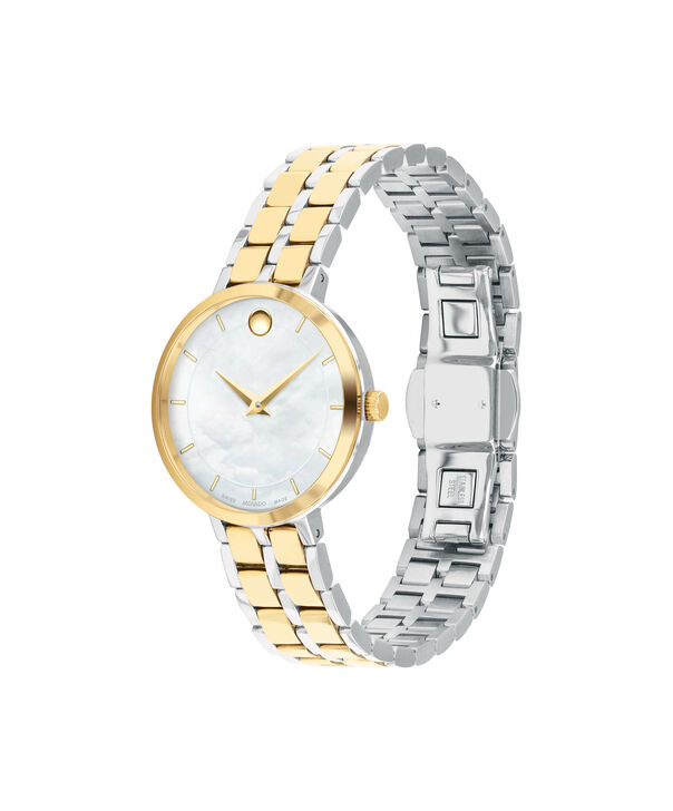 MOVADO Kora0607323 – 28mm Kora on Bracelet - Side view
