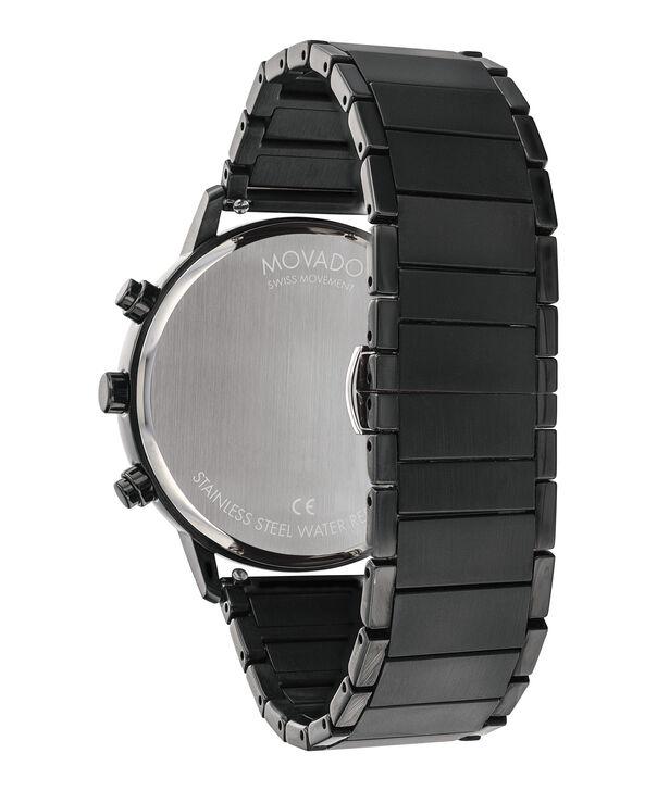 MOVADO Movado Face3640041 – Movado Face Chrono 43 mm, bracelet - Back view