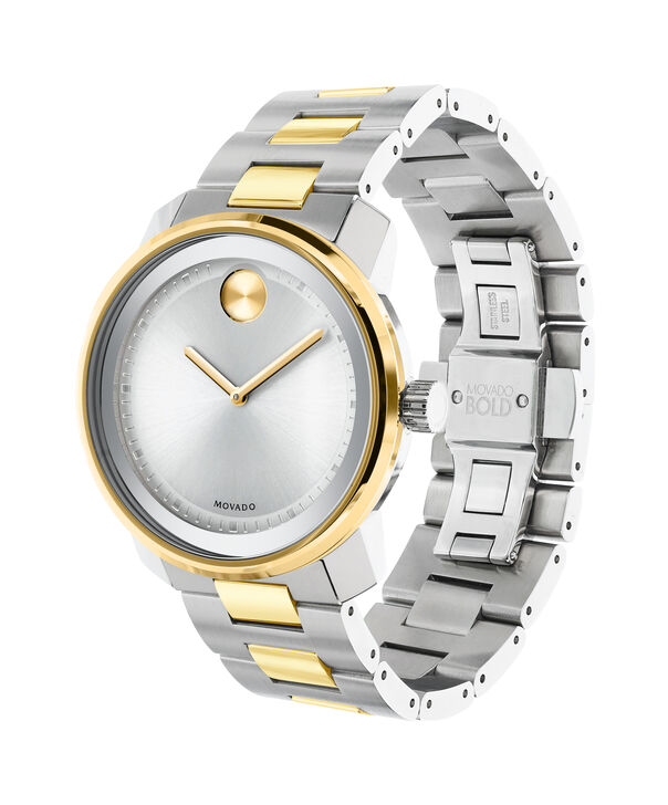 MOVADO Movado BOLD3600431 – 42.5 mm Metals bracelet watch - Side view