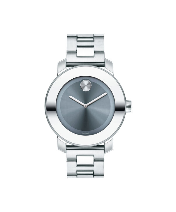 19e4c48a8a0 MOVADO Movado BOLD3600518 – 36 mm Metals bracelet watch - Front view ...