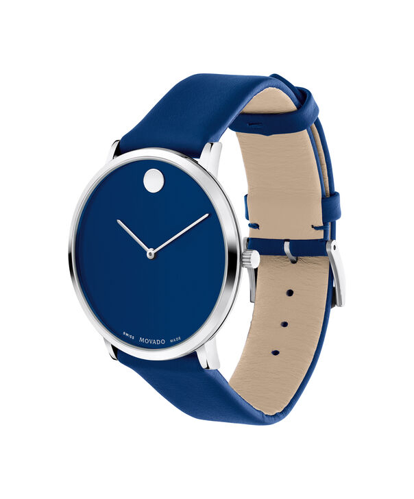 MOVADO Modern 470607251 – Movado.com EXCLUSIVE 40mm strap watch - Side view