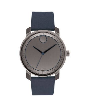 MOVADO Movado BOLD3600491 – Men's 41 mm strap watch - Front view