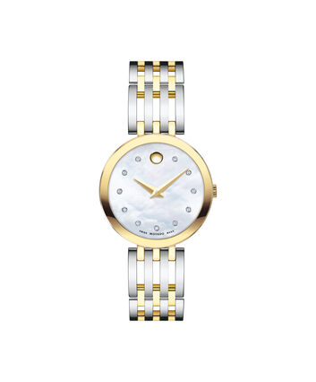 MOVADO Esperanza0607305 – Women's 28 mm bracelet watch - Front view
