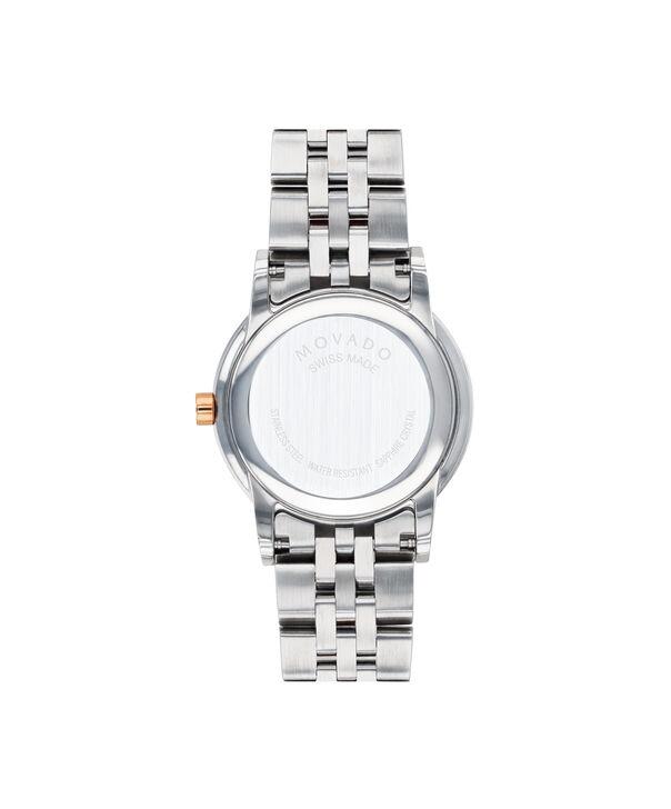 MOVADO Museum Classic0607209 – Women's 28 mm bracelet watch - Back view