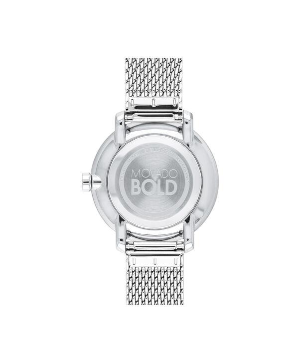 MOVADO Movado BOLD3600579 – 34 mm Bold mesh bracelet - Back view