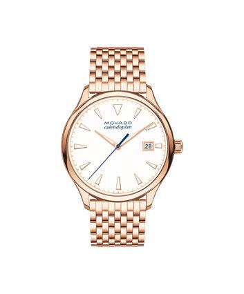 MOVADO Movado Heritage Series3650047 – Women's 36 mm bracelet watch - Front view