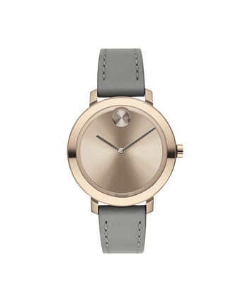 MOVADO Movado BOLD Evolution3600646 – 34mm Movado BOLD on Strap - Front view