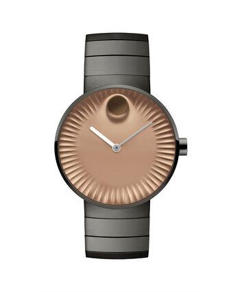 MOVADO Movado Edge3680023 – Men's 40 mm bracelet watch - Front view