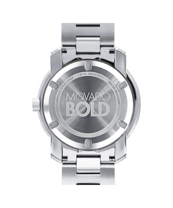 MOVADO Movado BOLD3600431 – 42.5 mm Metals bracelet watch - Back view