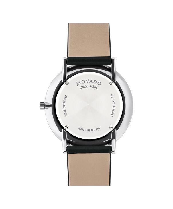 MOVADO Modern 470607262 – Movado.com EXCLUSIVE montre à bracelet souple - Back view