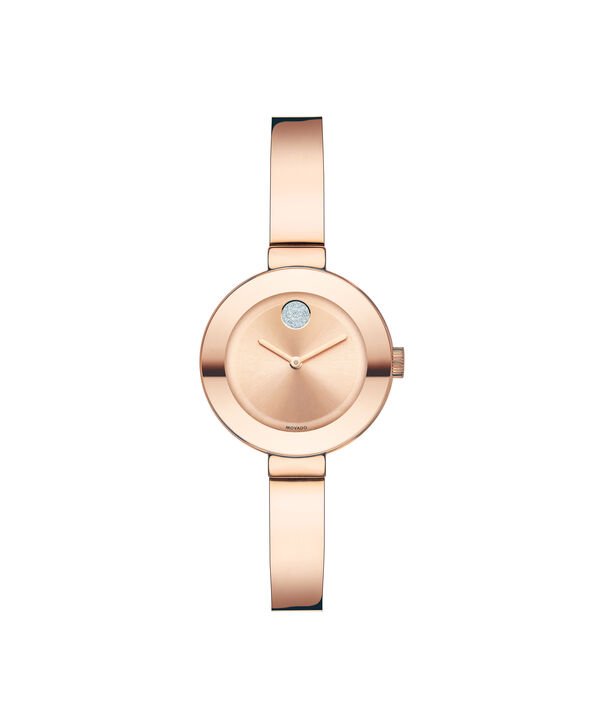 MOVADO Movado BOLD3600286 – 25 mm Metals bangle watch - Front view