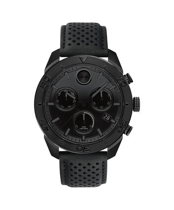 MOVADO Movado BOLD3600517 – Montre BOLD Sport de 44.5 mm, à bracelet souple - Front view