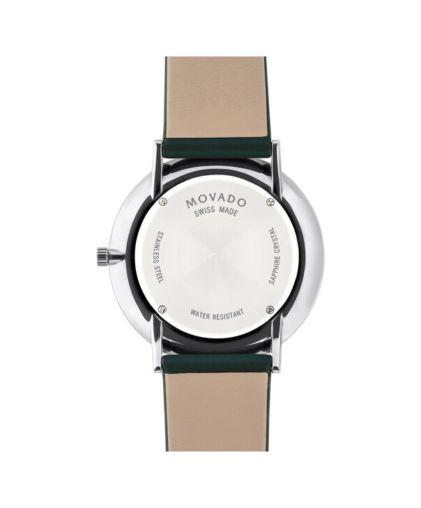 MOVADO Modern 470607258 – Movado.com EXCLUSIVE 40mm strap watch - Back view