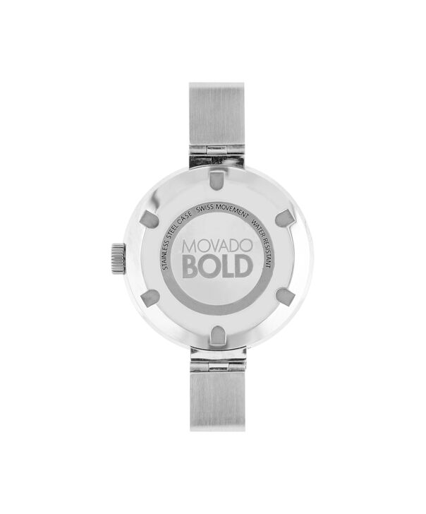 MOVADO Movado BOLD3600194 – 34 mm Metals bangle watch - Back view