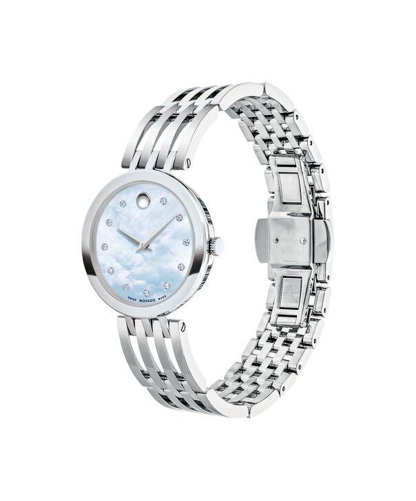 MOVADO Esperanza0607304 – Montre-bracelet à cadran de 28 mm pour femmes - Side view