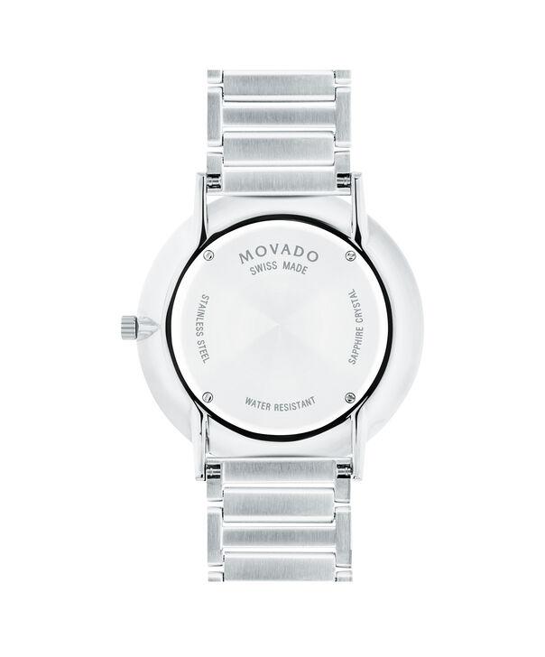MOVADO Movado Ultra Slim0607167 – Montre de 40 à bracelet pour hommes - Back view