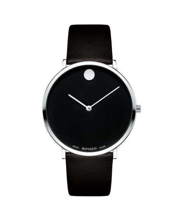 MOVADO Modern 470607262 – Movado.com EXCLUSIVE montre à bracelet souple - Front view