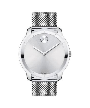 MOVADO Movado BOLD3600260 – Bracelet plat en mailles de 44 mm - Front view