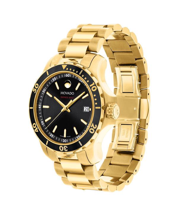 MOVADO Series 8002600145 – Men's 40 mm bracelet watch - Side view