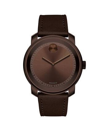 MOVADO Movado BOLD3600377 – Montre de 42.5 mm avec à bracelet Colorado en métal - Front view