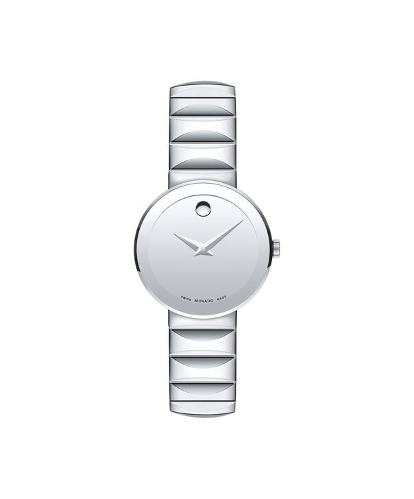 MOVADO Sapphire0607213 – Women's 26 mm bracelet watch - Front view