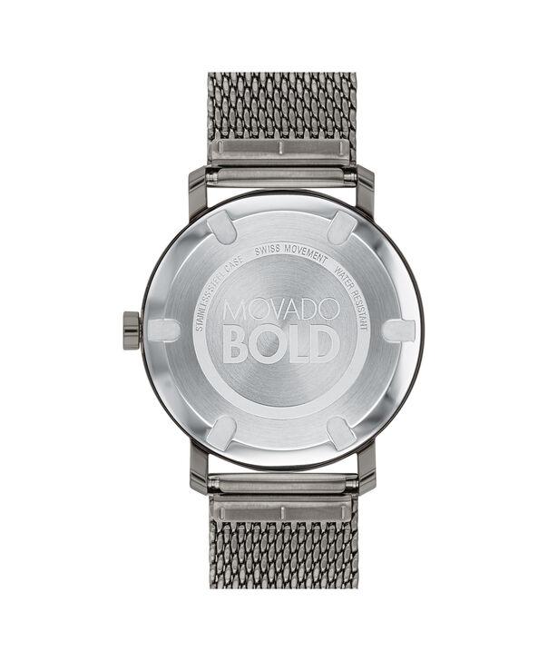 MOVADO Movado BOLD3600561 – Montre-bracelet à cadran de 40 mm - Back view