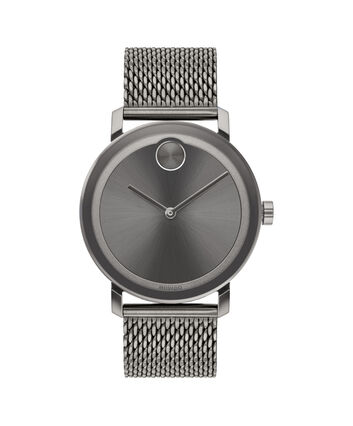 MOVADO Movado BOLD3600561 – Montre-bracelet à cadran de 40 mm - Front view